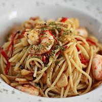 Spices Aglio e Olio - Спагетти «Алио и олио» - 意大利面 Aglio Olio