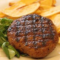 Open Pork Burger 200gr