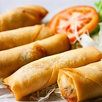 spring rolls (3 pieces)