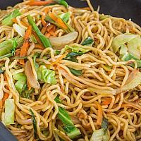 Fried instant noodl