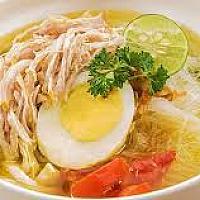 Soto Ayam Soup