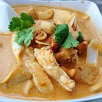 Massaman Curry Chicken