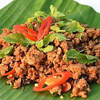 Pad Kra Pao Beef