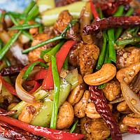 Chicken Stir Fried Cashew Nut