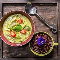 Healthy Green Curry