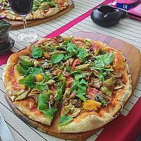 Giardiniera (Vegetarian Pizza)