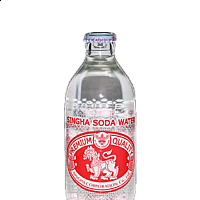 Singha soda water
