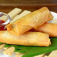 Spring Roll (Vegetable)