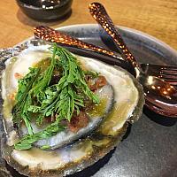 A dozen of Thai oysters - XL size