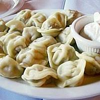 Chicken dumplings .s