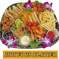 HOT FOOD PLATTER