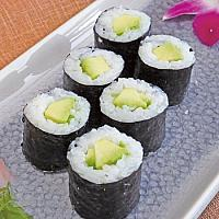 Avocado Small Sushi Roll