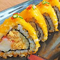 Spicy Salmon California Roll