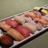 18 pcs Special Sushi
