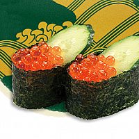 Salmon Roe Ship Roll