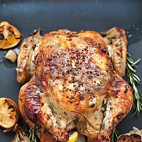 Half Rotisserie Chicken
