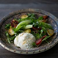buffalo burrata salad.