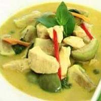 Green Curry Pork