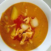 Mussaman Curry with Chicken