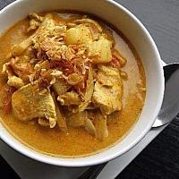 Yellow Curry with Chicken & Potatoes