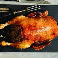 Half Rotisserie Duck