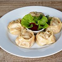 Manti (beef, 10 Pack) / Манты ( телятина, 10 шт)