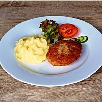 Chicken cutlets (4 pcs) / Котлеты курица (4 шт)