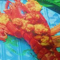 Deep Fried Lobster with Massamam Curry