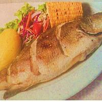 White Snapper Or Snapper BBQ
