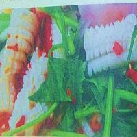 Spicy Calamari Salad