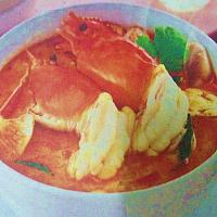 Tom Yum Prawn , Seafood