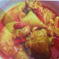 Yellow Curry with ,Chicken,Pork,Beef,Prawn