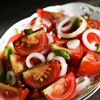 Tomato and Onions