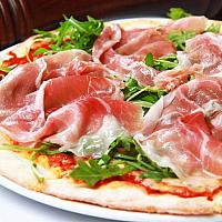 25.parma And Rocket pizza