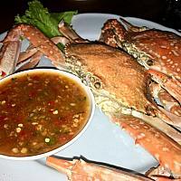 Crab BBQ