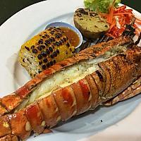 Lobster B.B.Q.