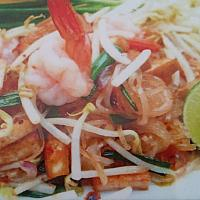 pad thai pork/chicken