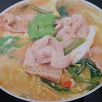 suki pork/chicken