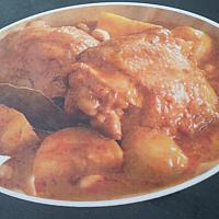 chicken massaman