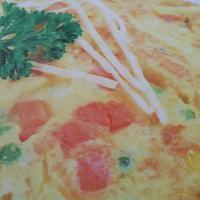 Thai Style Omelette