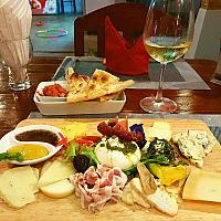 Mix Cheese Platter