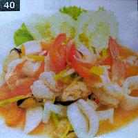 THAI SEAFOODS SALAD
