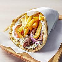 Greek Style Chicken Pita