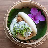 Bao Falafel (3 pieces)