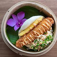 Bao Shrimp Mango (3 pieces)