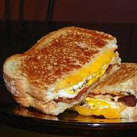 All Day Breakfast Sandwich