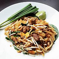 Phad Thai with Beef