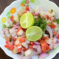 Kachumar Salad