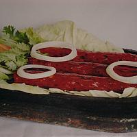Lamb Sheek Kebab