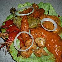 Noori Special Mixed Grill